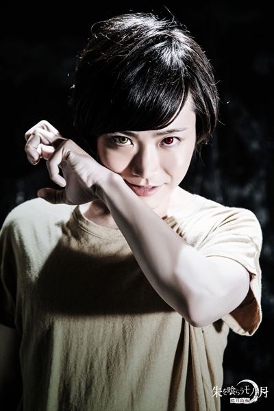 ルーク役  石井涼太さん