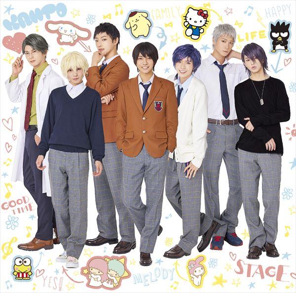 本公演開幕前日に主題歌「√Shining!!!!!(ルートシャイニング)」のCDが発売!