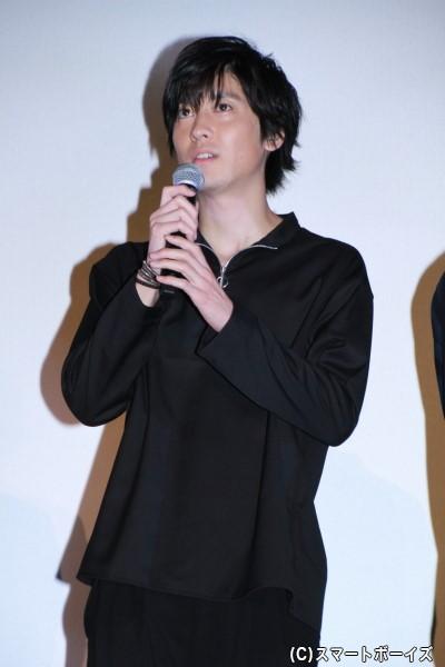 雛森千寿役の山本一慶さん
