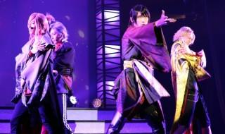 ダンスライブでは各ユニットに、和風テイストの「花鳥風月」衣装が新たに追加!