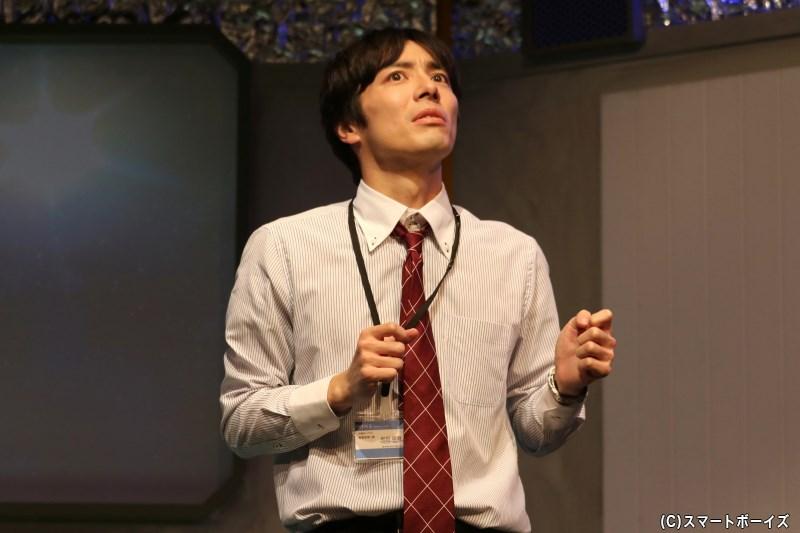 大企業に務める和田は、自ら人生を終えようとしていたが……