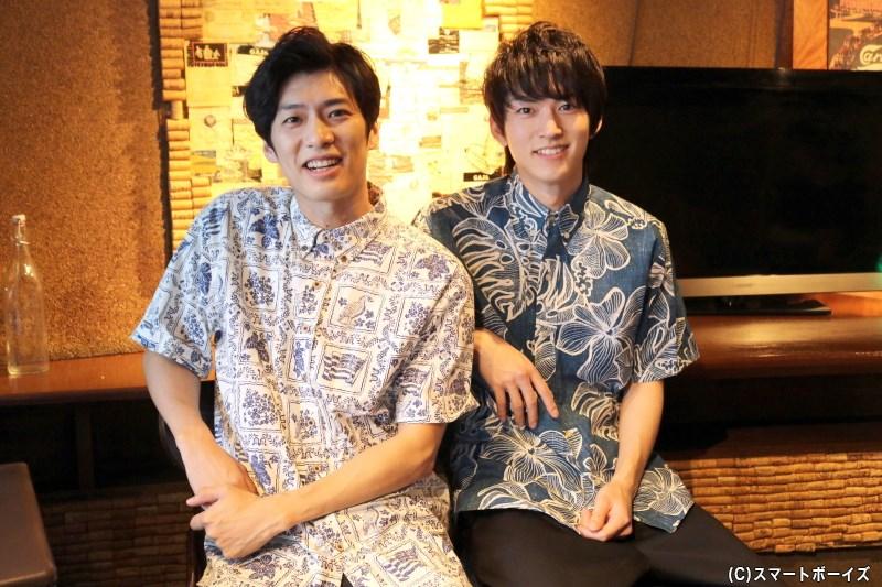 和田雅成さん&岸本卓也さんが振り返る、『たびメイト』男子5人のハワイ旅!