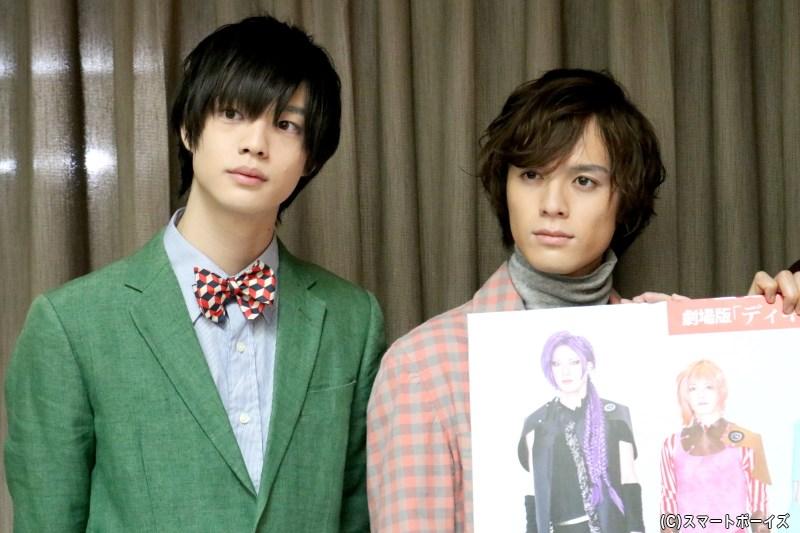 (左から)後藤大さん、横田龍儀さん