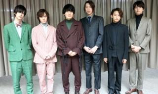 (左から)後藤大さん、横田龍儀さん、崎山つばささん、北園 涼さん、橋本祥平さん、小南光司さん