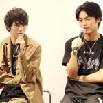 小野塚勇人さん&佐奈宏紀さんが、話題のドラマ『妖怪!百鬼夜高等学校』裏話をトーク!