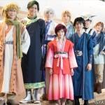 (前列左より)生駒里奈さん、矢部昌暉さん(後列左より)木津つばささん、西川俊介さん、山本一慶さん、陣内将さん、奥谷知弘さん、樋口裕太さん