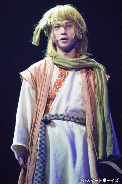 ゼノ役/木津つばささん