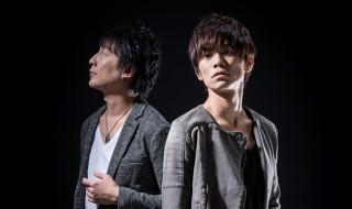 ZILCONIAの2人。Vo&Gt:今津直幸さん(右)とBa:藤田克洋さん