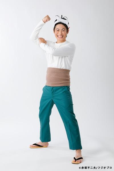 ア太郎役の林 明寛さん