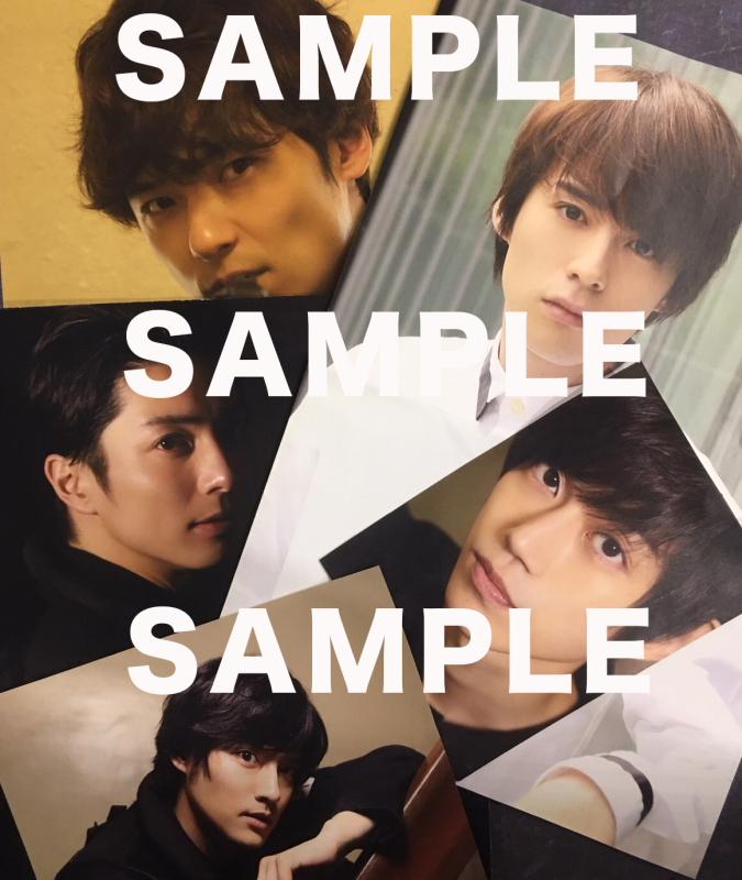 フォトブックには和田琢磨さん、早乙女じょうじさん、土井一海さん、高橋健介さん、横田龍儀さんも登場!