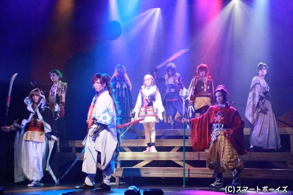 「遙か」舞台化10周年記念のメモリアル作に豪華キャストが集結!