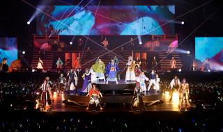 熱狂のお祭り騒ぎを写真でお届け! ミュージカル『刀剣乱舞』 ~真剣乱舞祭2018~をレポート