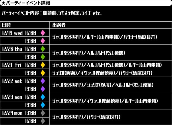 【ラキステクリパ】パーティイベント詳細_r