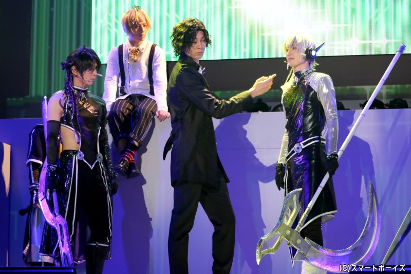 始と隼を守るため、黒田もメンバーに同行することに