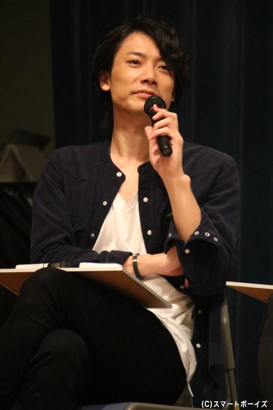 兼崎健太郎さん