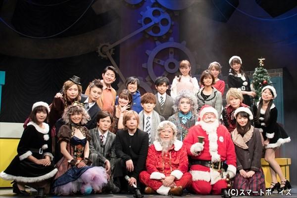 ホリエモン主演&プロデュースによる掟破りのミュージカルが開幕!