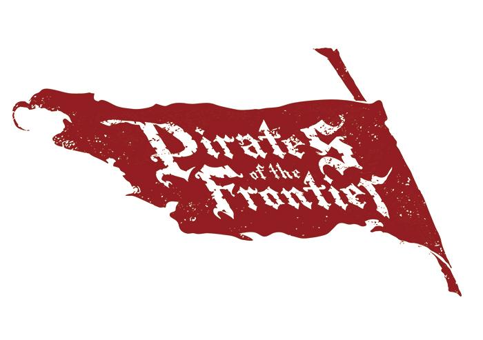 劇団シャイニング from うたの☆プリンスさまっ♪『Pirates of the Frontier』公演ロゴ