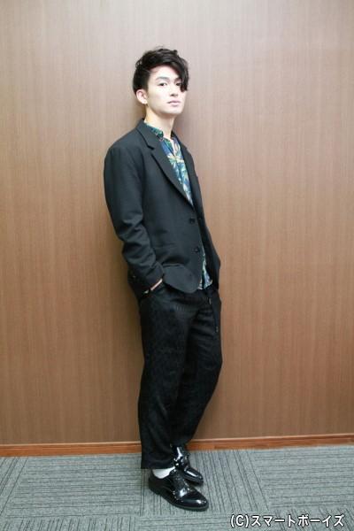 少年社中公演では「パラノイア★サーカス」以来の出演となる松田さん