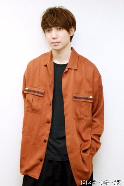 「大将軍ローラン」役の有澤樟太郎さん