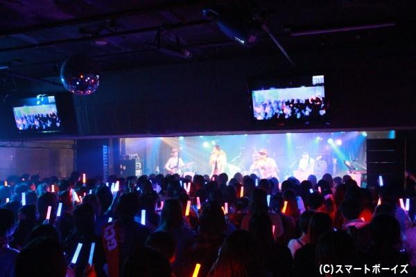 約一年ぶりのGACHI☆LIVEに今回も多くもファンが集結!!
