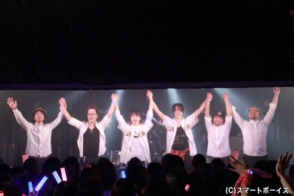 6回目となる今回も大盛り上がりだったGACHI☆LIVE。7回目の開催が待ち切れません!!
