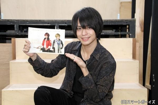 竹中さん演じるキエルは、街で出会った正体不明の王子