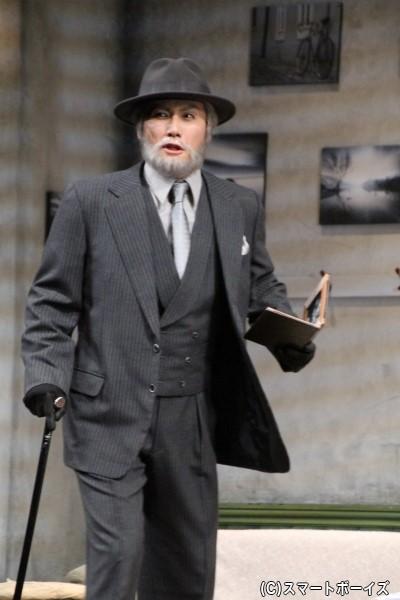加藤さんの老人姿も見られます!