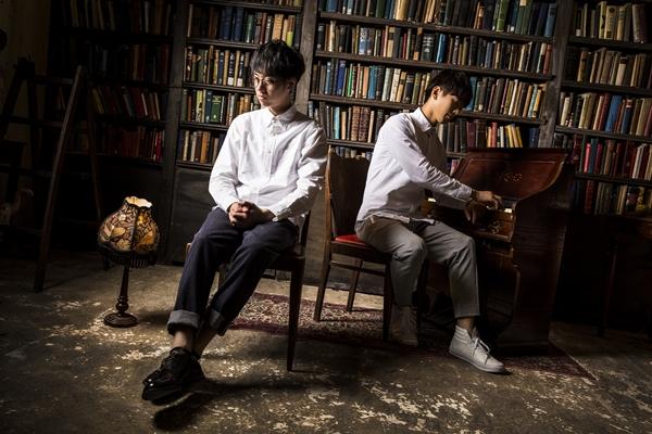 シキドロップ (左)宇野悠人さん、(右)平牧仁さん