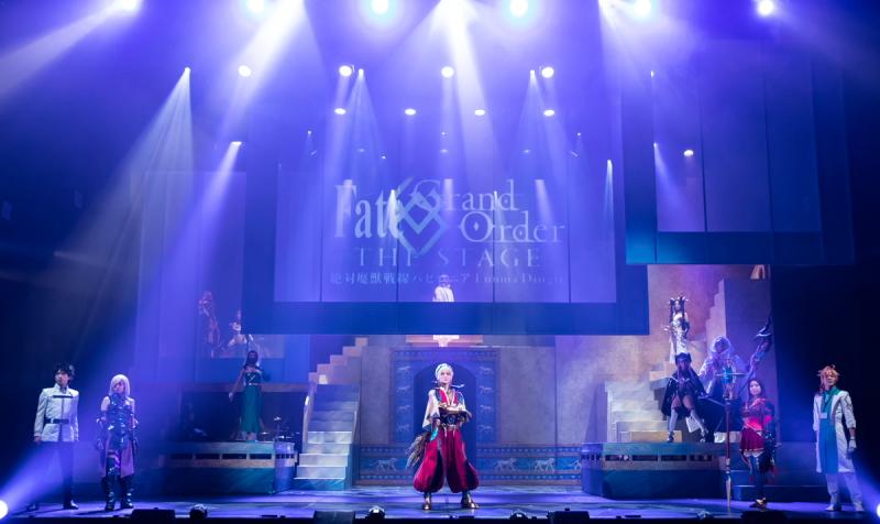 『Fate/Grand Order THE STAGE –絶対魔獣戦線バビロニア-』東京公演のゲネプロショットを速報でお届け!