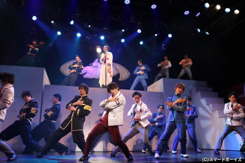 歌とダンス、圧巻のパフォーマンスでぶつかる決戦の行方は!?