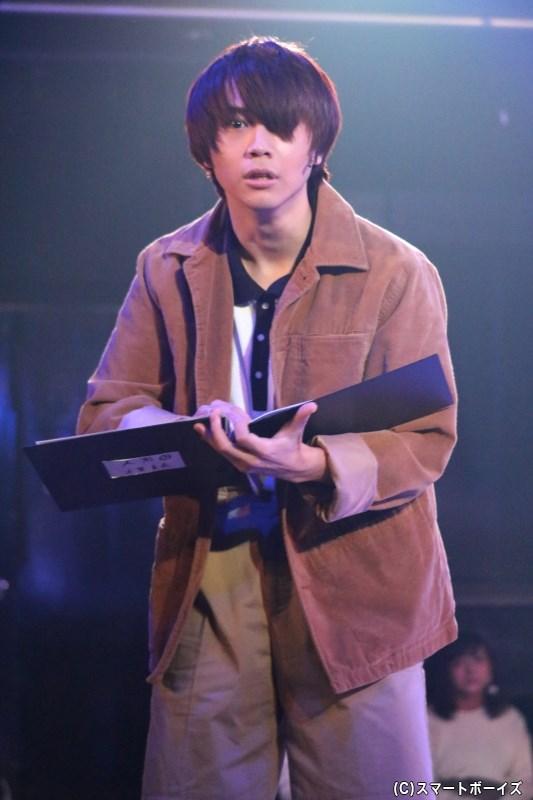 父から莫大な遺産を受け継ぎ、命を狙われていた小学5年生・才賀勝(深澤大河さん)