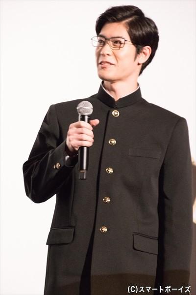 緑ヶ丘流星役/大塚剛央さん