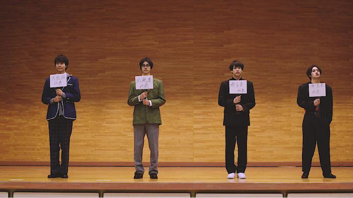 第1話「全国高校選抜妄想大会、開幕!」