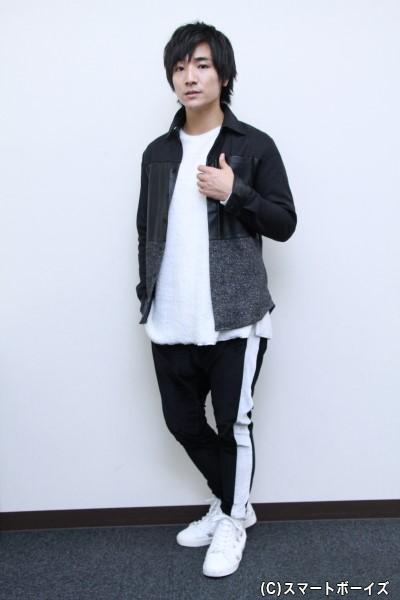 守谷悟役の本田剛文さん
