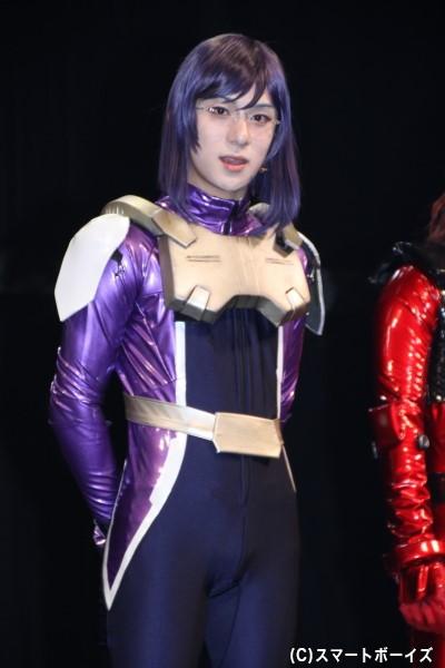 ティエリア・アーデ役の永田聖一朗さん