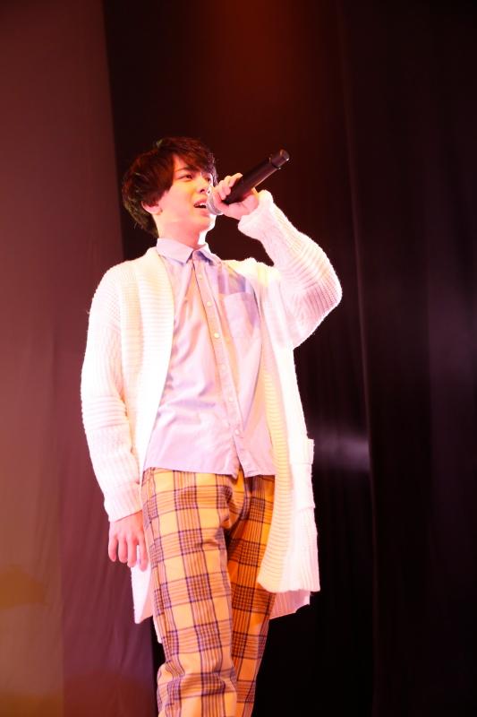 甘え上手、世渡り上手・MAGURA(Actor:助川真蔵さん)