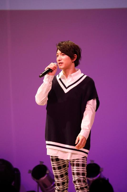 知的真面目な生粋変人・OMI(Actor:大海将一郎さん)