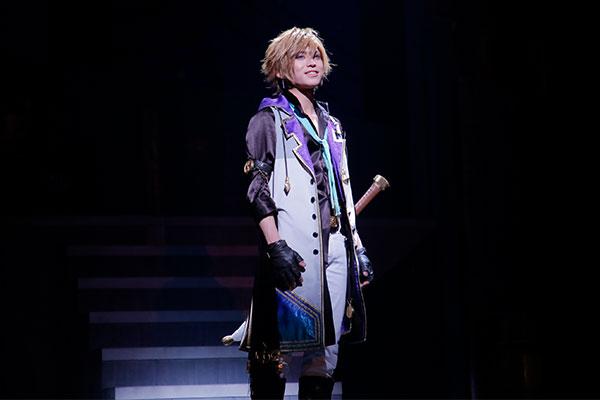 キエル役の竹中凌平さん