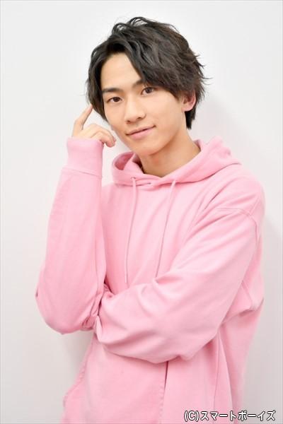3月1日開幕のKステで、比水流役を演じる吉高志音さん