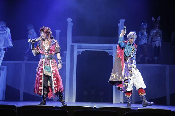 初登場となる海賊の国の王子達、キラキラな衣装にも注目