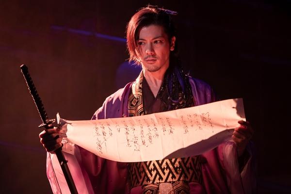 ウルジ役の中村誠治郎さん