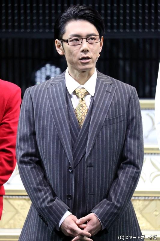 士郎(しろう)役の富田翔さん