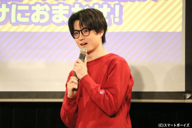 マンガ&アニメも大好きな松村さん、中でも大の『ドラゴンボール』ファンとのこと