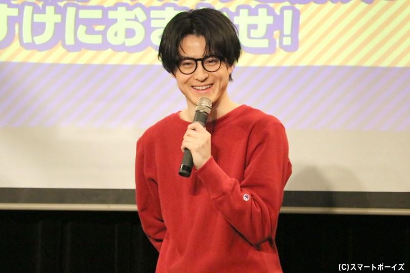 """まさに""""感謝と愛情""""が込められた、松村龍之介さんのスペシャルイベントをレポート!"""