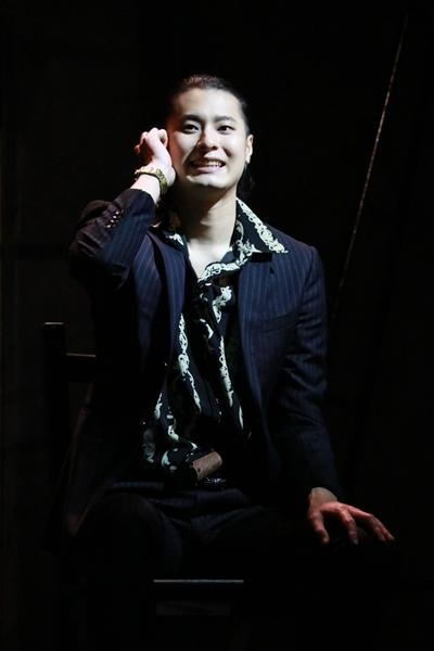 叶谷大志役の畠山遼さん
