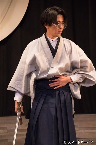 埴井寺数(はにいてらかず)役/松島勇之介さん