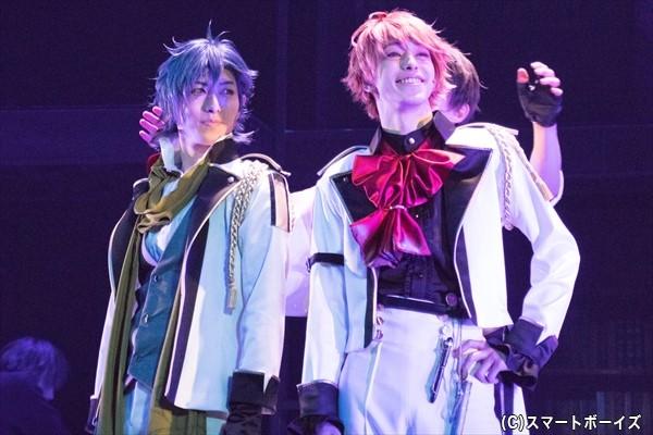 (左より)谷佳樹さん、杉江大志さん