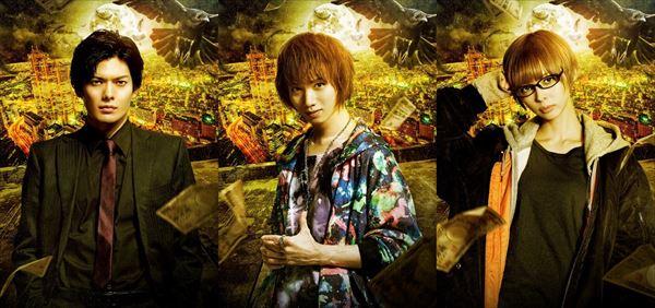 『クロガラス』舞台挨拶付上映会 3月9日、30日登壇キャスト
