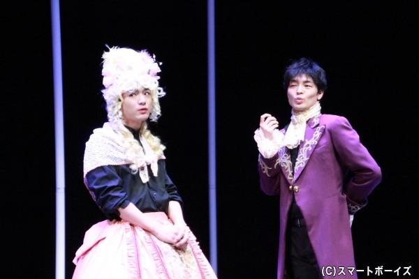 小早川さんの女装姿も注目です!