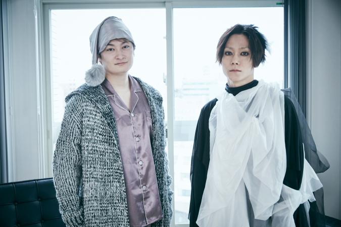 (左から)中村龍介さん、玉城裕規さん